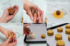 Traditional Mooncakes (廣式月餅) - Christine's Recipes: Easy Chinese Recipes   Easy Recipes