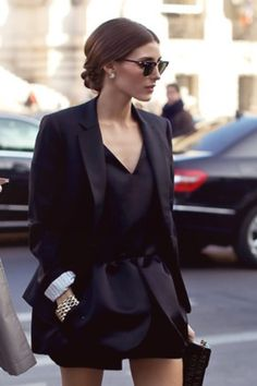 Olivia Palermo, love this look