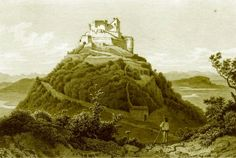 deva fortress when it was build Hungary History, Romania, Monument Valley, Wall Art, Painting, Travel, Castles, Doors, Viajes
