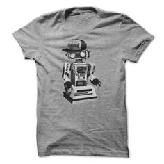 This is a great gift for Monkey lovers B-Boy Robot Tee Shirts T-Shirts