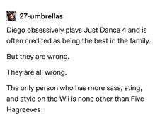 Dysfunctional Family, Under My Umbrella, My Chemical Romance, Film, Ua, Adventure Time, I Movie, Nerdy, Humor