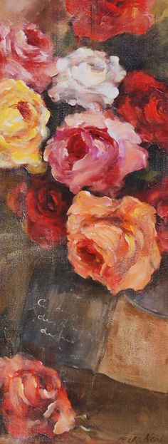 Painings by Petro Nealr at the South African Art Gallery Woodhill Pretoria. Art Flowers, Flower Art, Neal Art, South African Art, Pretoria, Various Artists, Still Life, Beautiful Flowers, Florals