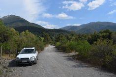 Fabián Rebolledo. Camino a la Reserva Nacional Ñuble.