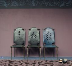 Emery & cie - Furniture - The act of Sitting - Models - Chairs and Stools - Chairs - Ajouree