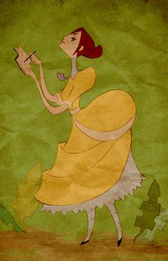 Jane Porter of Tarzan by spicysteweddemon.deviantart.com on @DeviantArt