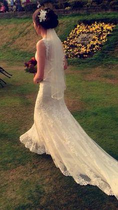 My justin alexander 8596 dress