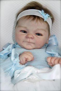 Cheza Baby Reborn Baby girl doll Coco Malu Elisa Marx ❤❤❤