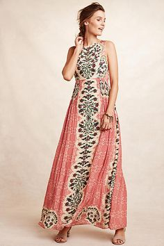 Bhanuni Botanique Maxi Dress