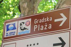 Plaże w Chorwacji  #chorwacja #croatia