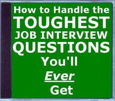 Preparing well for job interviews can help you feel much less like you were stepping off a cliff into the unknown! The following interview questions are 100 of the most-asked...