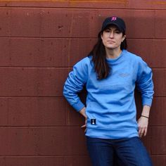 Super simple, incredibly soft and fair price, the JH crewneck. (Black and grey also available) www.jekyllhydeapparel.com