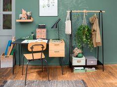 SLATER Pult Corner Desk, Conference Room, Table, Design, Furniture, Home Decor, Small Rooms, Living Room, Homes