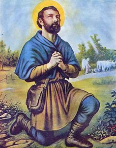 St. Isidore frequented Holy Mass every morning but often reported to work late. Some say his plowing was nevertheless accomplished by angels that resulted in three times more productivity. His coworkers and his boss witnessed such miraculous events and accorded Isidore with great respect.  His body has been found incorrupt, and he is considered the patron of farmers, peasants, day laborers, and rural communities. http://youtu.be/rucX0NKgYNs