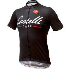 Love this! Shame it is not for women...  Castelli Café Racer SS Jersey - Mens Cycling Jersey | Castelli Café UK