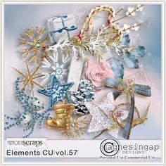 Elements CU vol.57::10/12 - Wonderful Wednesday::Memory Scraps {CU}