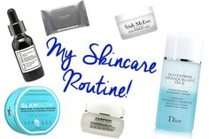 I'm learning that keeping your skin squeaky clean and hydrated is a huge part of the battle against fine lines. Plus, make up just looks better on fresh skin.  Click for My Skincare Routine via @shell