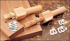 Veritas® Wooden Beading Tool - Woodworking