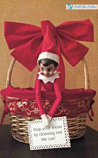 Coastal Mom Creations: Super Easy Elf on the Shelf Ideas Christmas Time, Xmas, Elf On The Shelf, Shelves, Shelf Ideas, Holiday Decor, Funny Things, Super Easy, Coastal