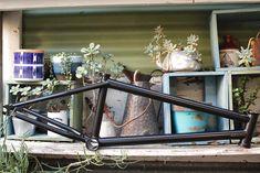 S&M Bonesaw Frame Bmx Frames, Investment Casting, Bb Style, Rear Ended, Anchor, Anchors