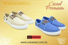 Nova linha Vulcanezi Casual Premium !! Acesse o link abaixo e garanta já o seu !!  http://www.vulcanezi.com.br/