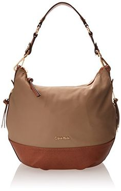 Calvin Klein Nylon Hobo Shoulder Bag, Light Khaki, One Size Calvin Klein http://www.amazon.com/dp/B00MWUHLQC/ref=cm_sw_r_pi_dp_DunUub0GRZJQC