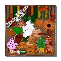 Halloween & Autumn Bigpack 2013