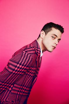 Rami Malek photographed by Erik Madigan Heck for TIME Book Modelo, Cool Attitude, Rami Said Malek, Best Television Series, Mr Robot, Cody Christian, Nick Robinson, Celebs, Celebrities