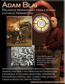 Religious Demonology - Adam Blai