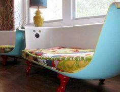 Desde Sustentator te hacemos un resumen de todas las fotos que fuimos sacando en nuestro Facebook durante abril sobre mobiliario reutilizado. Buenas ideas para implementar en casa, la oficina o el jardín. Manos a la obra!