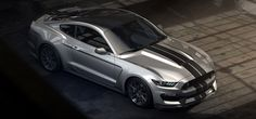 The new Ford Shelby GT350! Over 500HP, baby!