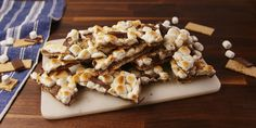 Making S'mores has never been easier.