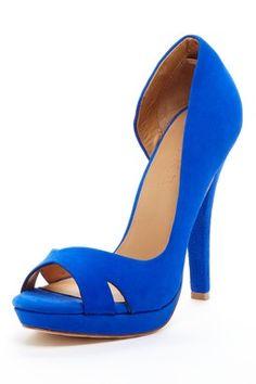 Italia Platform Sandal