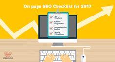 On Page SEO Checklist 2017 http://cstu.io/964a70