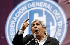 Piedra OnLine: Moyano: El sindicalismo impulsará una ley antidesp...