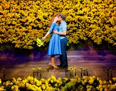 "9 Times The ""Big Fish"" Musical Outshined The Movie. How did I not know that this was a musical??"