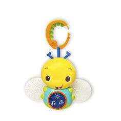 Beaming Buggie Take Along Toy Sound Selections Include Summer Nights And Lullabies Wings Light Up To Create A Mesmerizing Show