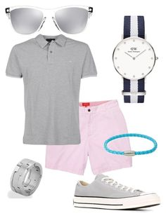 """""""City Walker Glamping"""" by bvn01 ❤ liked on Polyvore featuring Southern Proper, Etro, Converse, Daniel Wellington, Link Up, West Coast Jewelry, Oakley, men's fashion, menswear and glamping"""