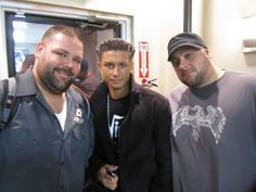 DJ Pauly D from Jersey Shore drops into Loyal Studios