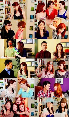 The Lizzie Bennet Diaries <3 Why are they all so beautiful and wonderful?