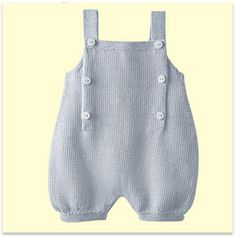 Ravelry: Combinaison Layette pattern by Phildar Design Team