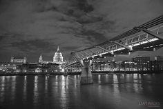 Millenium Bridge London London Bridge