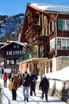 Rick Steves' Travel News and Events of Murren, Switzerland