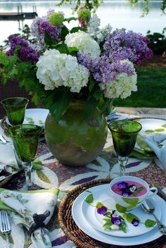 Lilacs & Daylight
