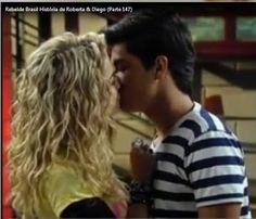 """Web Novela LuAr - O Amor de uma Vida - LuAr: """"Simplesmente Rebelde""""O fogo da paixão - Capitulo 54"""