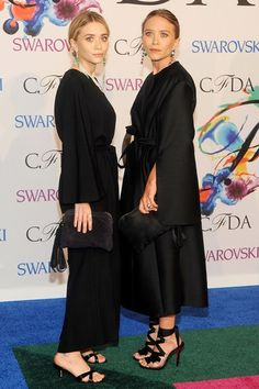 CFDA Awards 2014 - Mary-Kate and Ashley Olsen