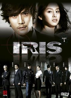 Iris (Korea), K-Drama Really good action/mystery/touch of romance drama. I think this is a good one if you want to force your boyfriend or hubby to watch one with you lol. Has an actor from G.I. Joe too. He's such an amazing actor though, I've watched this maybe 3 times and I've realized how he develops his character so perfectly.
