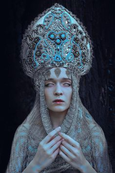 Incredible Pagan-Themed Photoshoot By Polish Photographer Reveals Stunning Beauty Of Slavic Culture