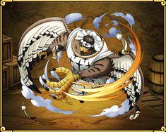 Pell The guardian falcon of Alabasta.