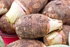 How to Eat Taro Root