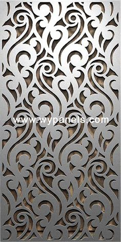 Tree Design On Wall, Gate Wall Design, Steel Gate Design, Wall Panel Design, Front Gate Design, House Gate Design, Ceiling Design, Laser Cut Panels, Cladding Panels